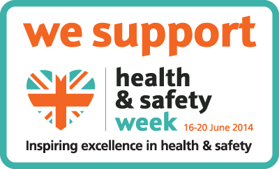 Health and Safety Week!